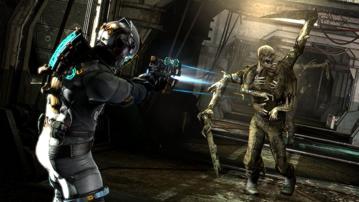 dead space playstation 5