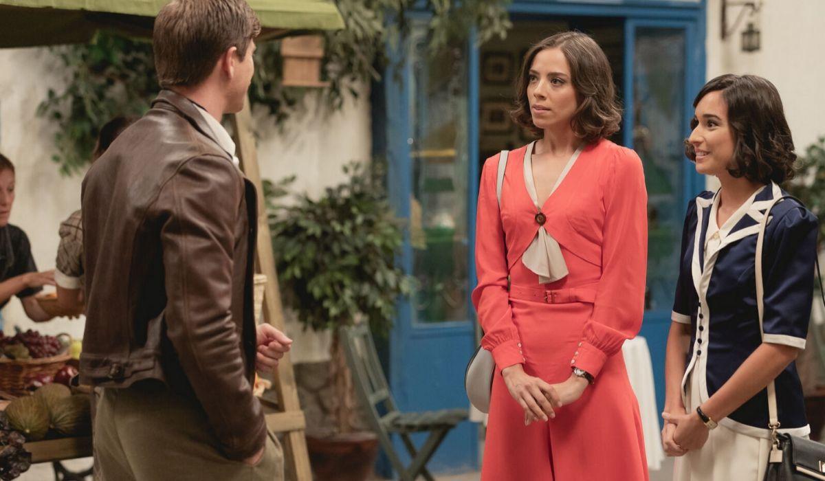 Il Segreto: Rosa chiede a Marta di farle da madrina