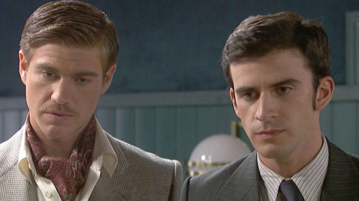 Il Segreto - Adolfo e Tomas scoprono che Isabel aveva segregato la matrona a La Habana