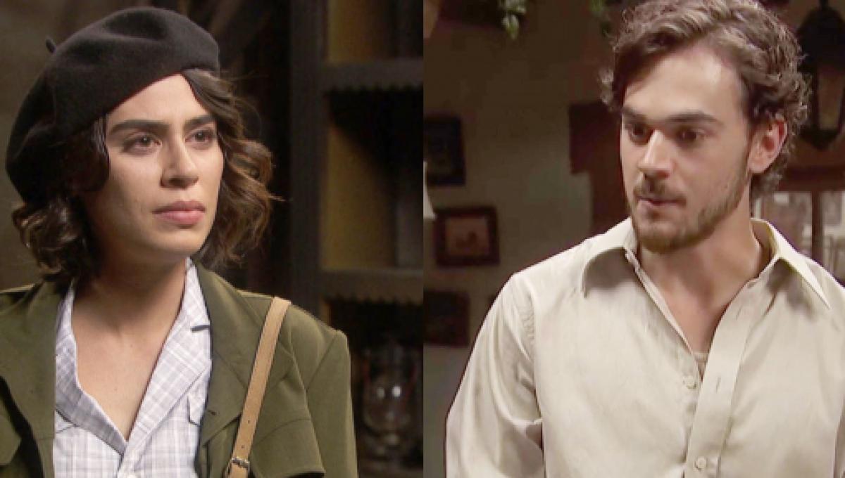 Il Segreto - Matias ha dei sospetti su Alicia e Damian