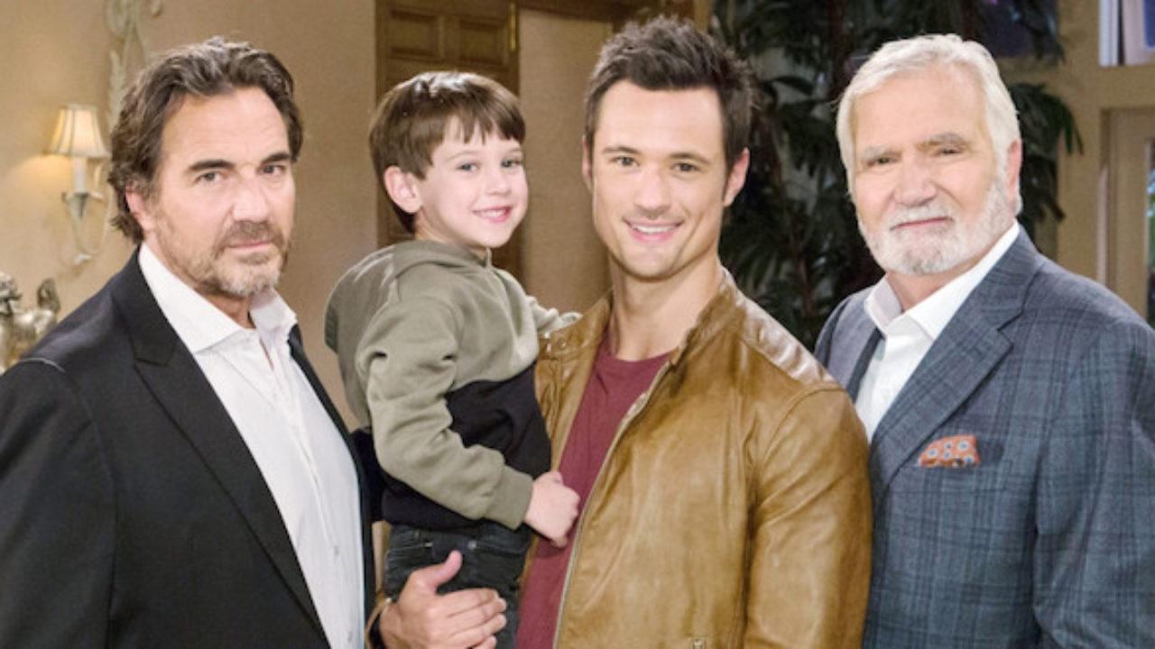 Beautiful anticipazioni: dubbi sulla paternità di Douglas, chi è il vero padre?