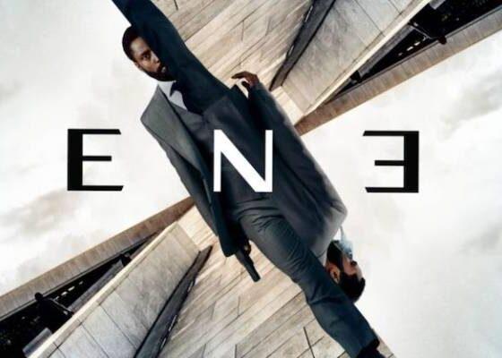 Robert Pattinson estenuato dalle riprese di Tenet + Robert Pattinson + John David Washtington + locandina