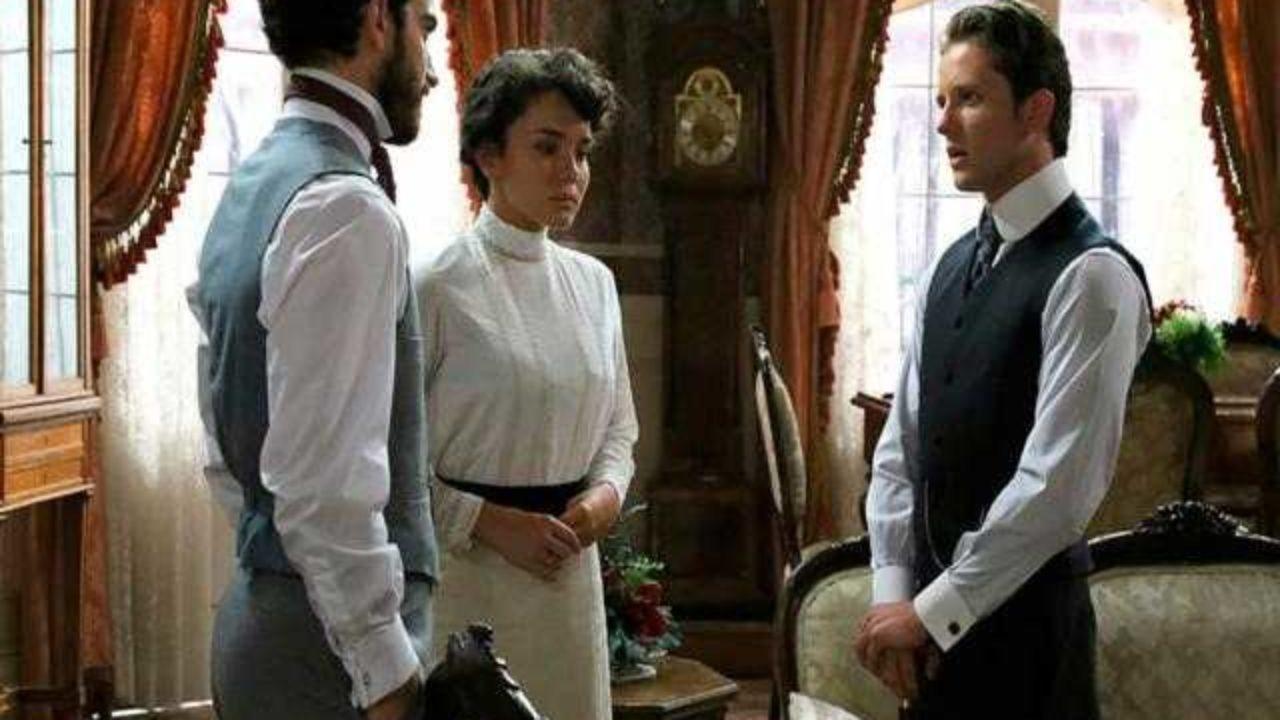 Una Vita - Samuel chiede perdono a Diego e Blanca