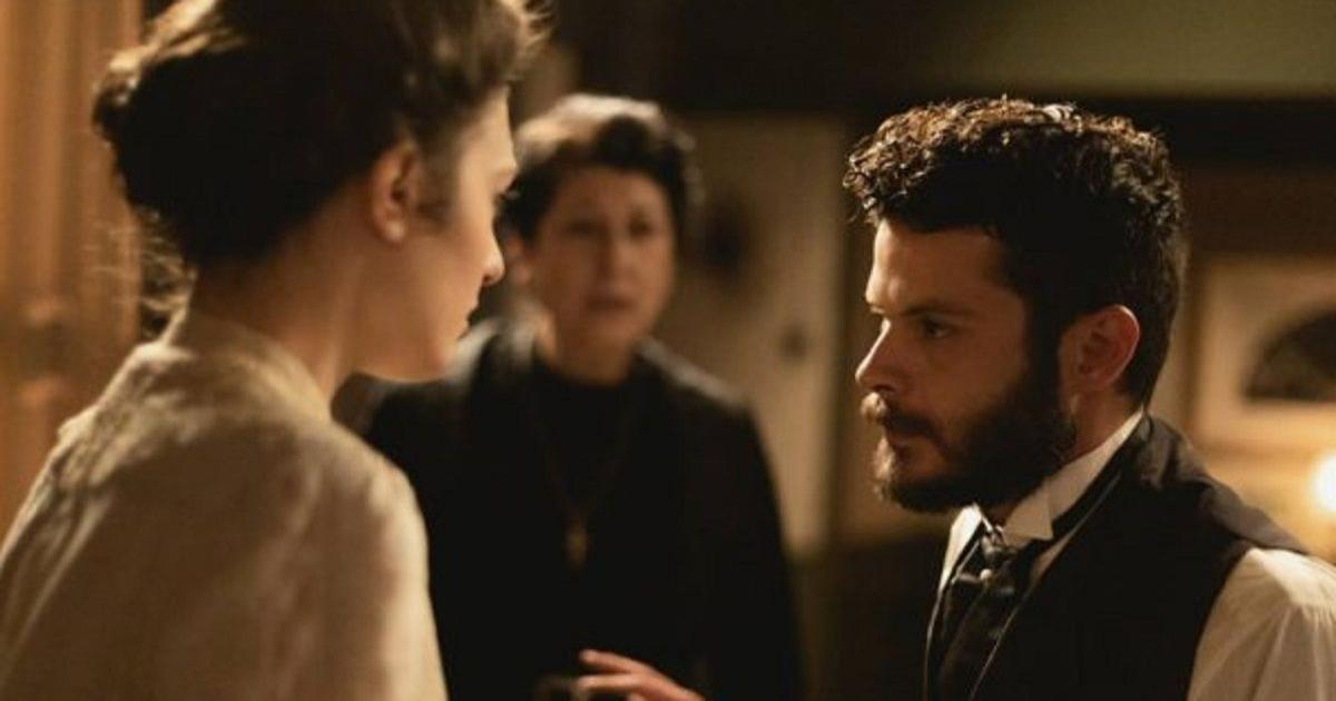 Una Vita, puntate 15-19 giugno: Eduardo aggredisce fisicamente Lucia