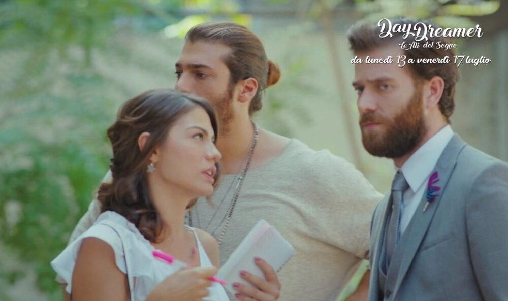 Daydreamer, anticipazioni 13 luglio: Sanem e Can uniti per aiutare Levent