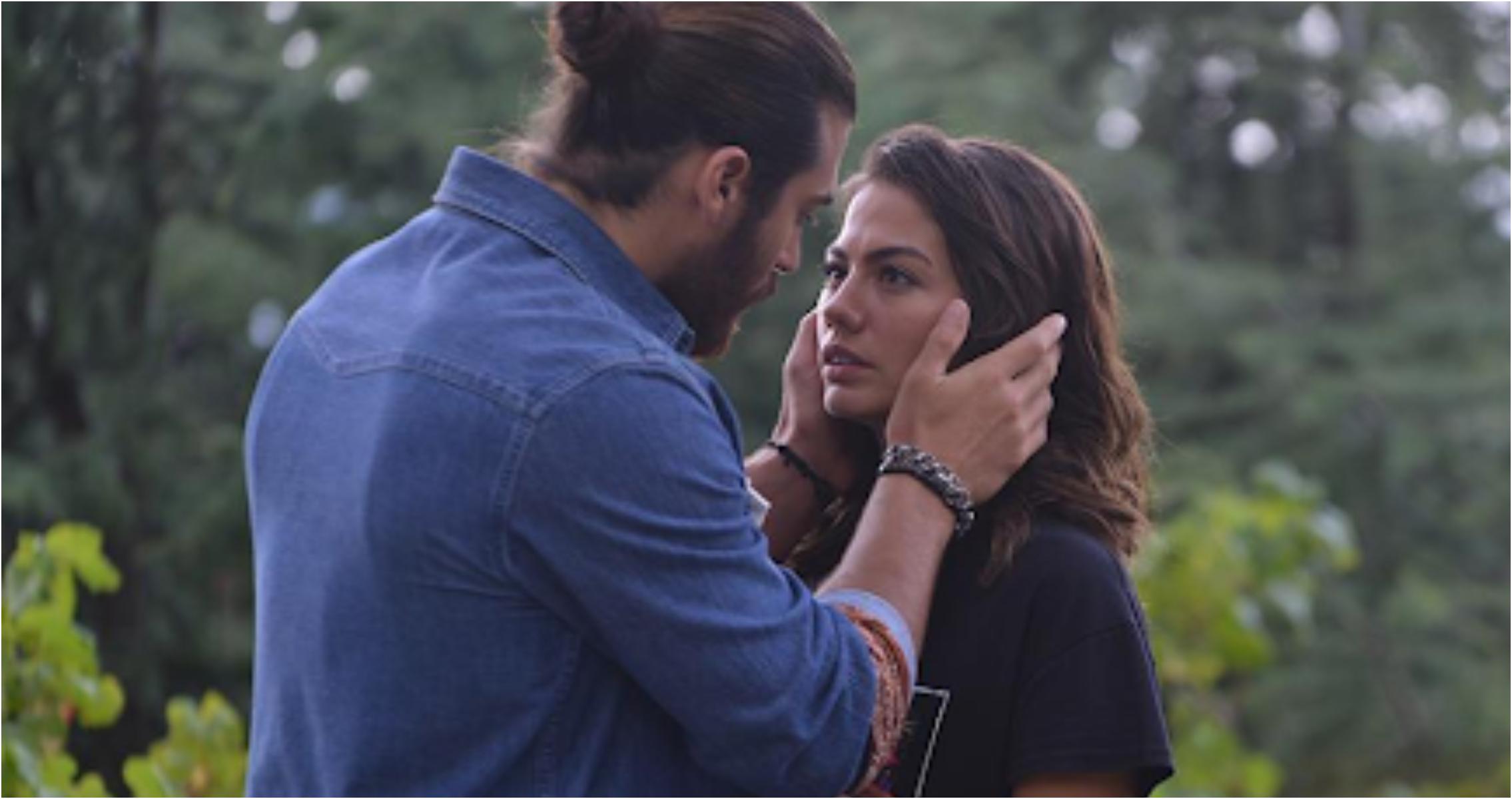 Daydreamer, trama 3 luglio: Can tenta di baciare Sanem, lei fugge