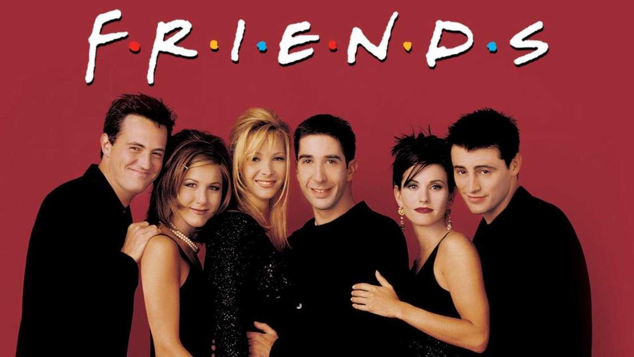 David Schwimmer ci aggiorna sulla reunion di Friends + locandina friends