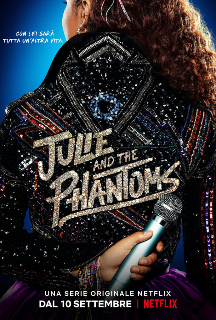 Novità Netflix - Julie and the Phantoms