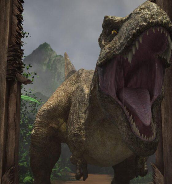Novità Netflix - Jurassic World: Nuove avventure