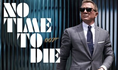 No time to die - L'ultimo film con Daniel Craig + poster no time to die
