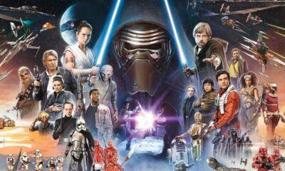 Slittamento per i film di Star Wars in uscita + locandina star wars