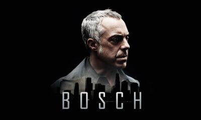 Bosch - Michael Connelly parla della serie dopo la pandemia + poster bosch