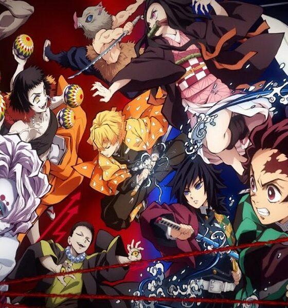 Demon Slayer: ennesimo record per il manga
