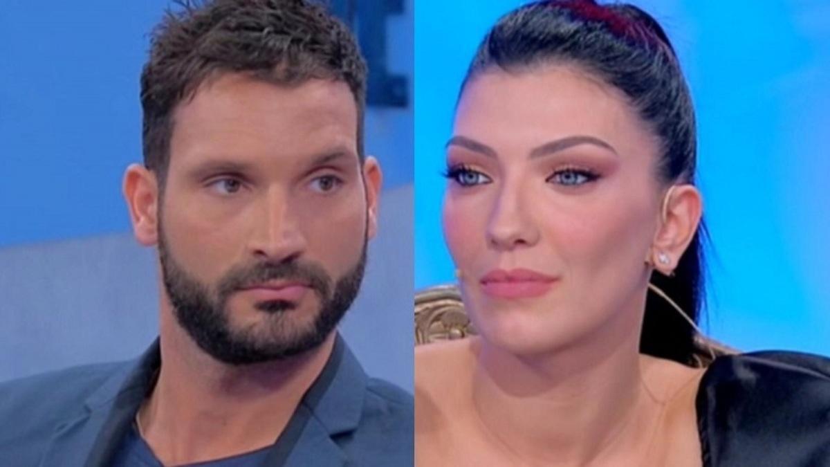 Uomini e Donne: la storia d'amore tra Giovanna Abate e Sammy Hassan sarebbe naufragata