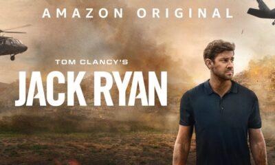 Jack Ryan tornerà con una terza stagione + poster jack ryan