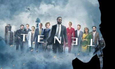 Tenet arriverà prima nei cinema internazionali + locandina tenet