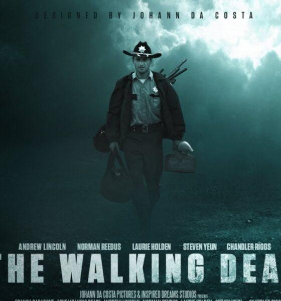 The walking dead - In arrivo il film + poster the walking dead