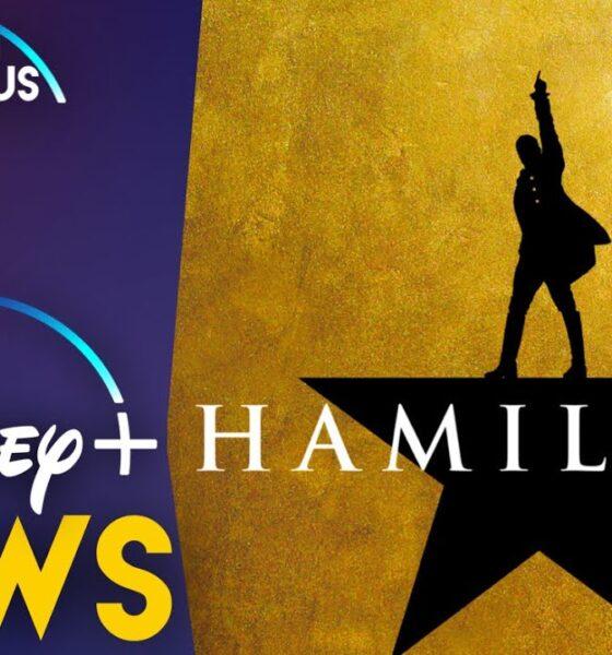 Hamilton- La novità attesa di Disney Plus + locandina film