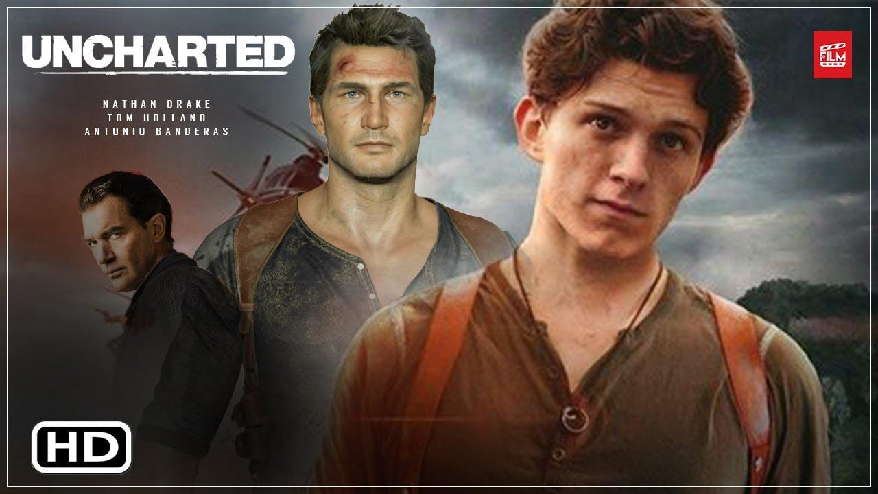 Tom Holland conferma l'inizio della lavorazione del film su Uncharted