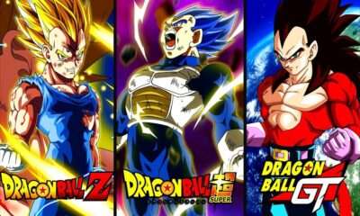 Dragon Ball Super: Vegeta diventerà Super Saiyan 3?