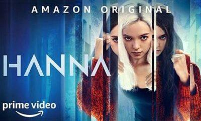 Hanna - Su Prime Video la seconda stagione + locandina film