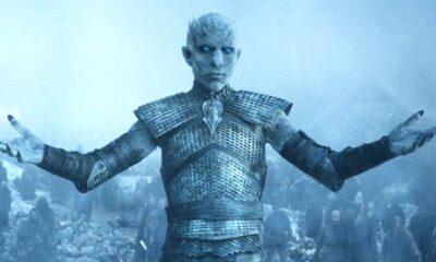 Il re della notte di Game of Thrones + il re della notte
