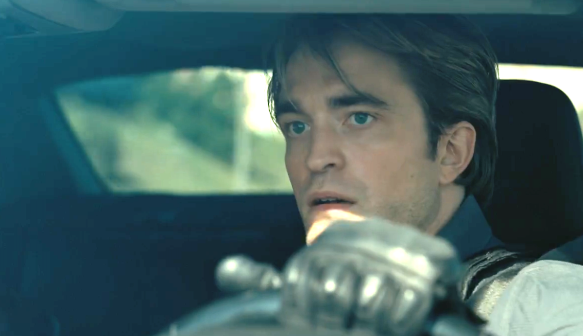 Tenet - Nuovo poster per il film + Robert Pattinson