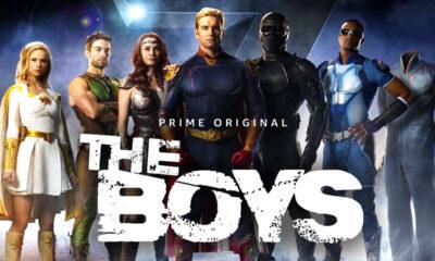 The Boys 2 - Ciò che ha rilasciato Eric Kripke + poster the boys