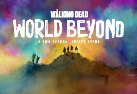 The Walking Dead: World Beyond 2 è in lavorazione + poster walking dead world beyond