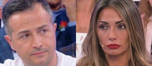Uomini e Donne - I motivi della rottura con Riccardo Guarnieri