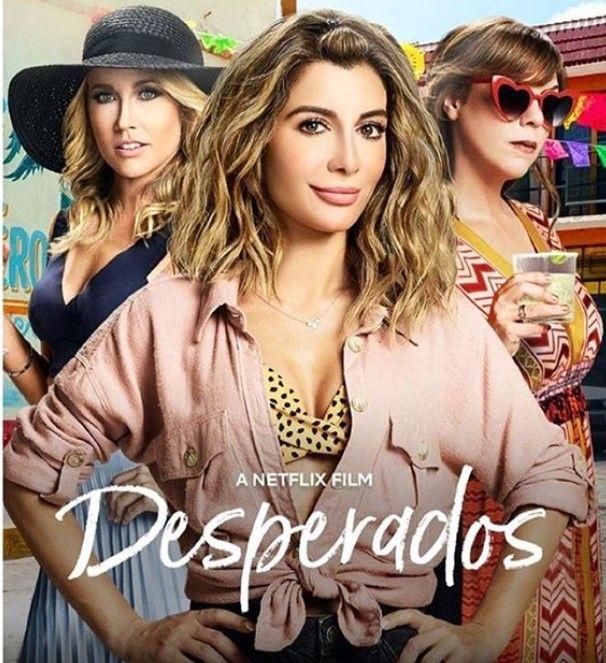 Novità Netflix - Desperados