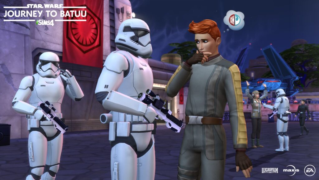 the sims 4 star wars gp