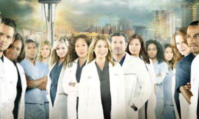 La stagione 17 di Grey's Anatomy parlerà del Coronavirus + cast grey's anatomy