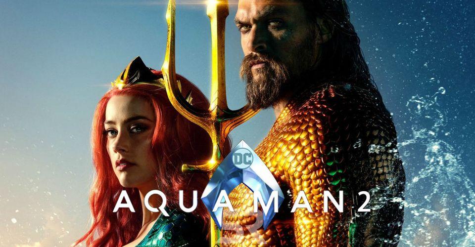 Aquaman 2 avrà dei tocchi horror + poster aquaman