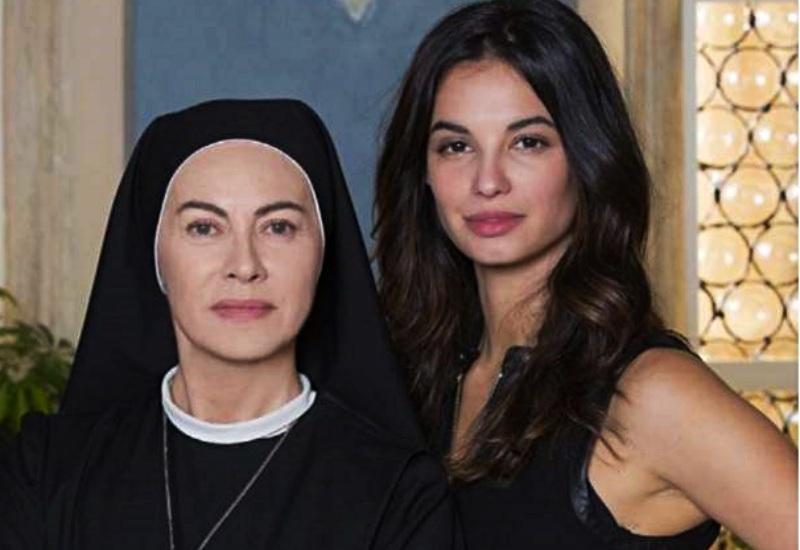 Che Dio ci aiuti - L'attrice Francesca Chillemi parole di stima verso Elena Sofia Ricci e Valeria Fabrizi