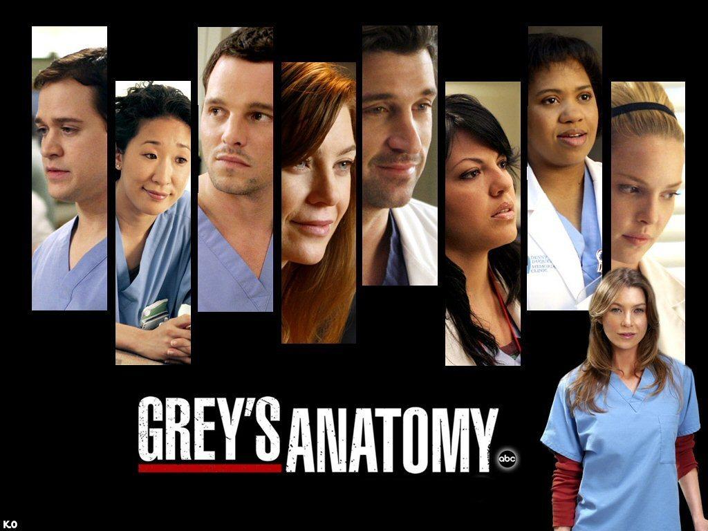 Grey's Anatomy - Il cast confermato + poster grey's anatomy