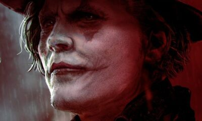 Johnny Depp è il Joker del Batman di Robert Pattinson in DC Fan Art + johnney depp