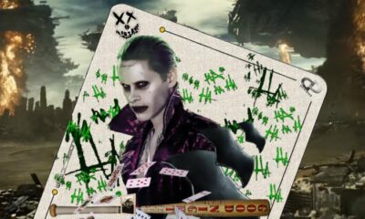 Joker scoperto nel trailer di Justice League: The Snyder Cut + joker