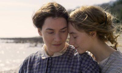 Ammonite : Kate Winslet e Saoirse Ronan sono amanti + saoirse ronan + kate winslet