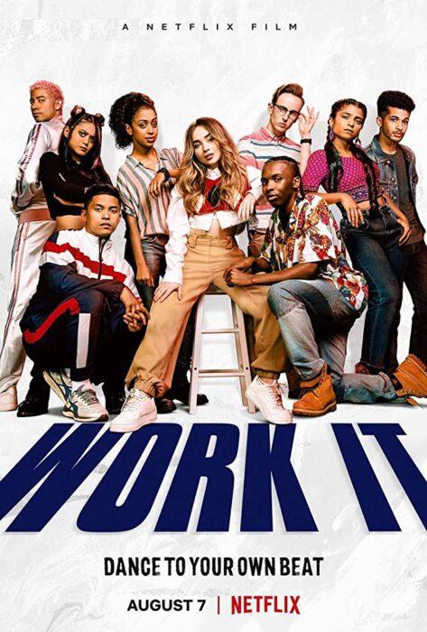Novità Netflix - Work it