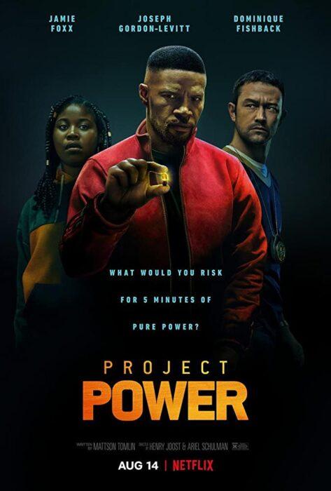 Novità Netflix - Power Project