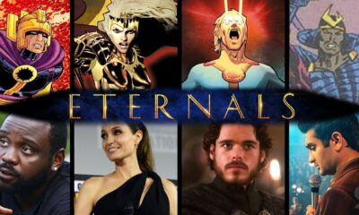 The Eternals ha ufficialmente cambiato il suo titolo + cast e personaggi the eternals