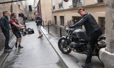 Tom Cruise ritorna al set di Mission: Impossible 7 + set mission impossible 7