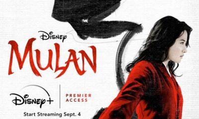 Il nuovo poster di Mulan + nuovo poster mulan