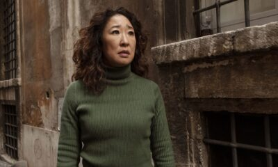 Sandra Oh in Killing Eve, Gogo Magazine