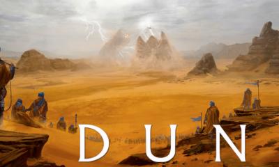 Il trailer di Dune uscirà online a settembre + poster dune
