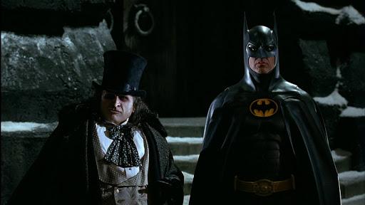 The Batman, Danny DeVito, Gogo Magazine