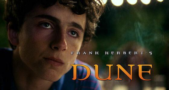 Il direttore artistico di Dune parla del remake + poster dune