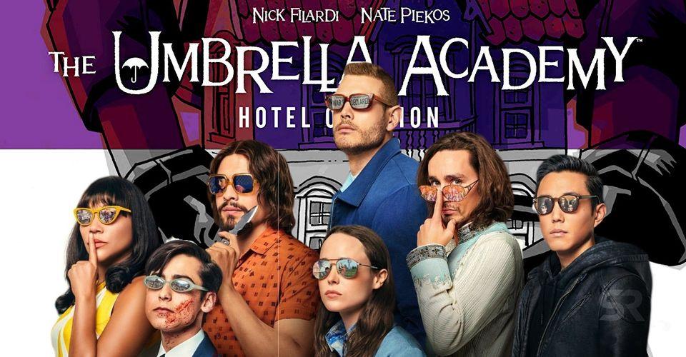 Cosa aspettarsi dalla stagione 3 di The Umbrella Academy + poster the umbrella academy