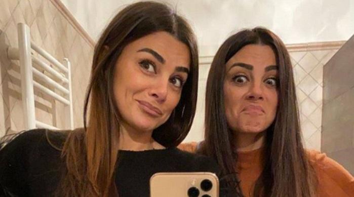 Elga e Serena Enardu - Le due sorelle al centro della bufera sui social